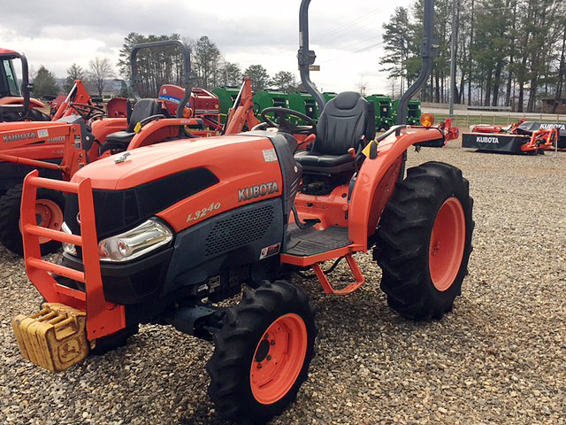 Kubota L Series Compact Tractor