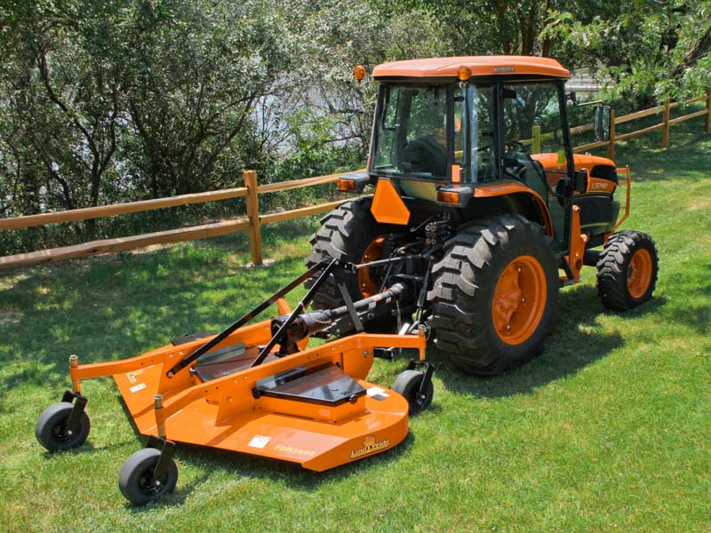 Land Pride Grooming Mower