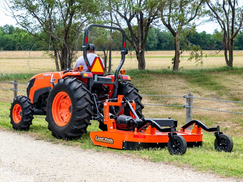 Land Pride Rotary Mower