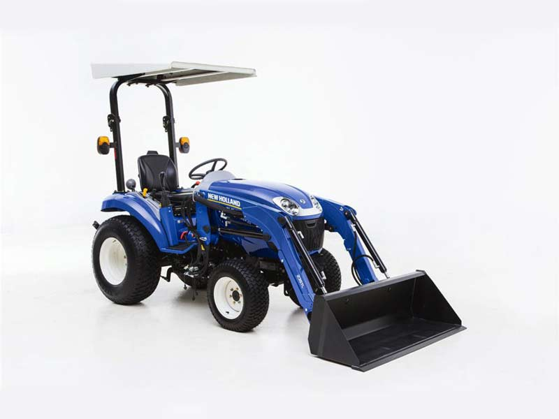 New Holland Boomer 24 HP