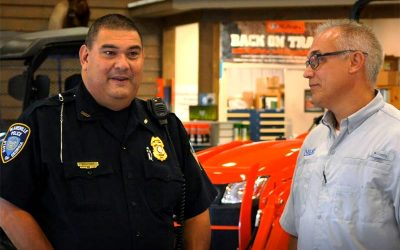 "Blairsville ""Shop with a Cop"" and Jasper ""Shop with a Sheriff"""