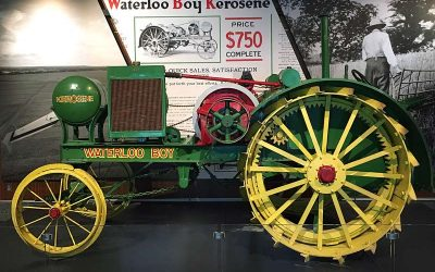 The Fascinating History of the First Tractor Ever Invented